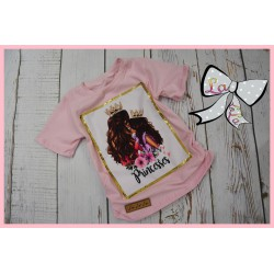 "Pink T-shirt ""Princess"""